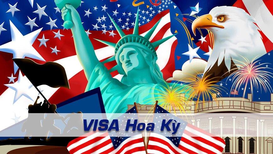 Các giấy tờ cần thiết xin Visa Mỹ