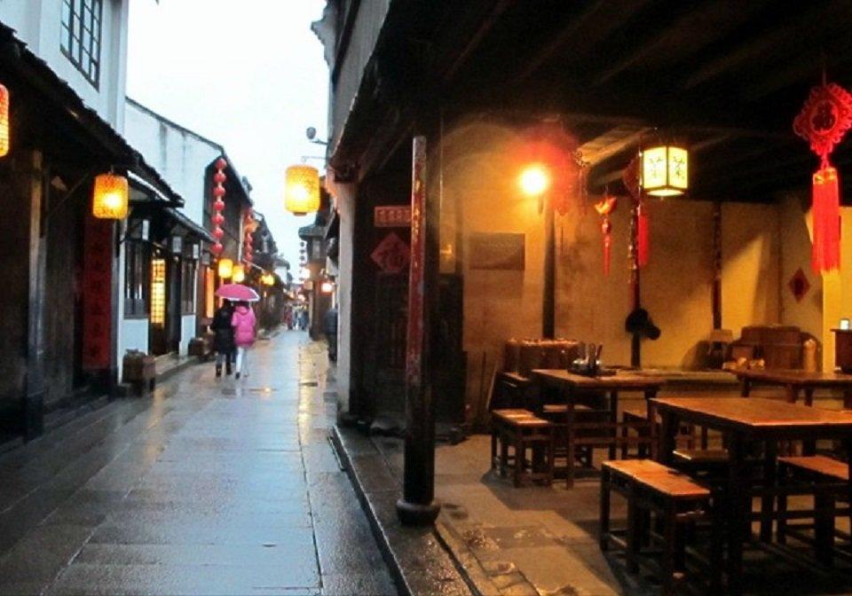 Du lịch Trung Quốc tham quan cổ trấn Dawei