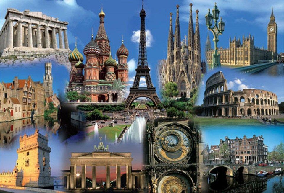 10 thành phố du lịch châu Âu đẹp nhất